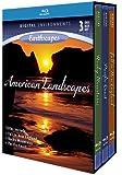 Image de Living Landscapes: American Landscapes [Blu-ray]