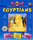 INTERFACT EGYPTIANS - BOOK AND CD-ROM