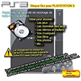 echange, troc Disque dur 640 Go pour Playstation 3 / PS3 - Disque interne