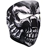 Hot Leathers Assassin Face Mask (Black)