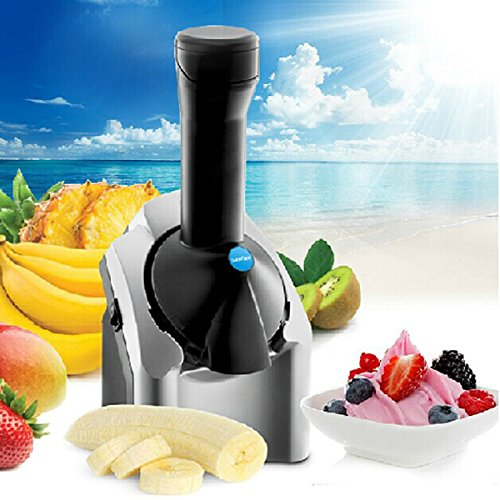 Homemade Fruit Ice Cream Machine Smoothie Ice Cream Maker