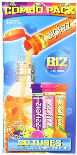 Zipfizz Healthy Energy Drink Mix Variety Pack 0 39