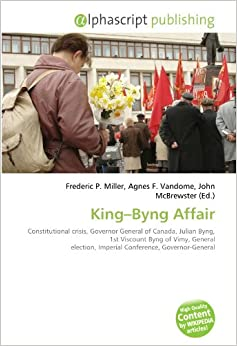 The king-byng affair of the 1926! just had a question.?