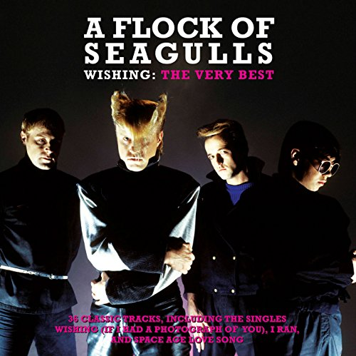 A Flock of Seagulls - Wishing: The Very Best Of - Zortam Music