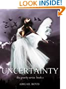 Uncertainty (Gravity Series #2) (The Gravity Series)