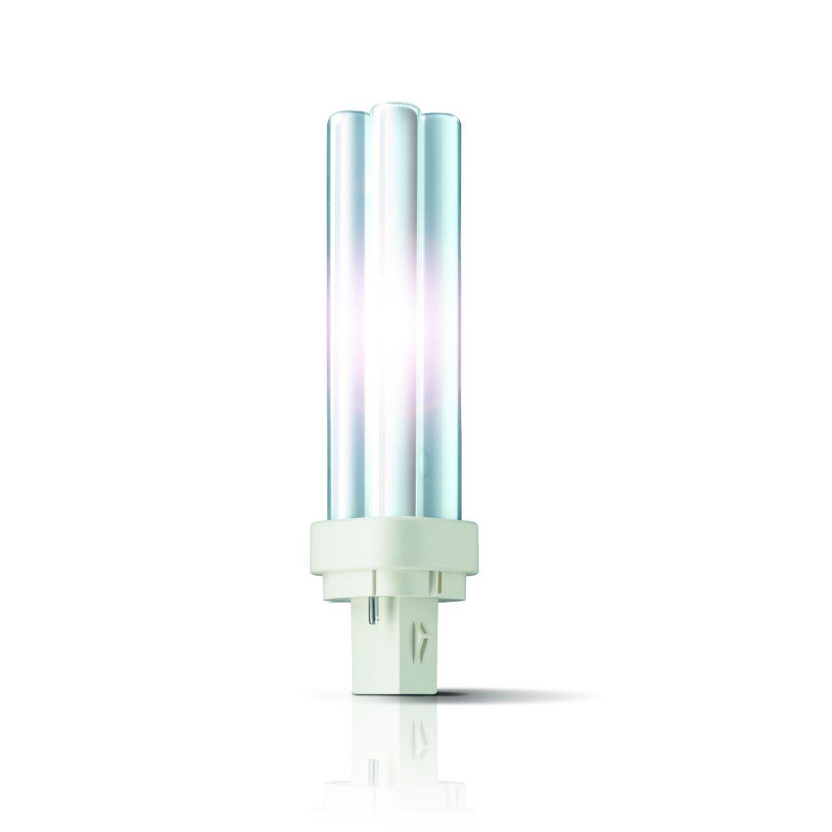 Bombilla fluorescente de tubos