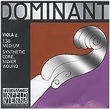 Dominant No.138 ビオラ弦 ペルロン/シルバー巻 G線