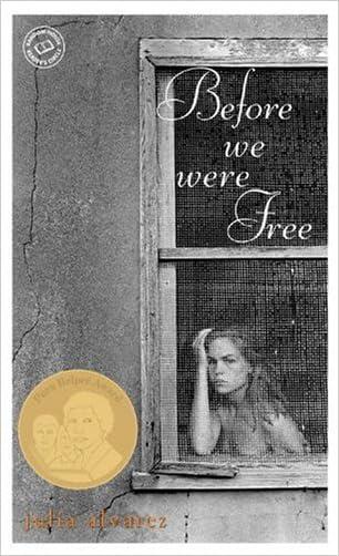 Before We Were Free (Laurel-Leaf Books Readers Circle)