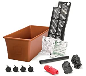 EarthBox 1010002 Garden Kit, Terra Cotta