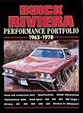 Buick Riviera 1963-78 Efficiency Portfolio