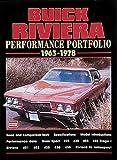 Buick Riviera 1963-78 Efficiency Portfolio
