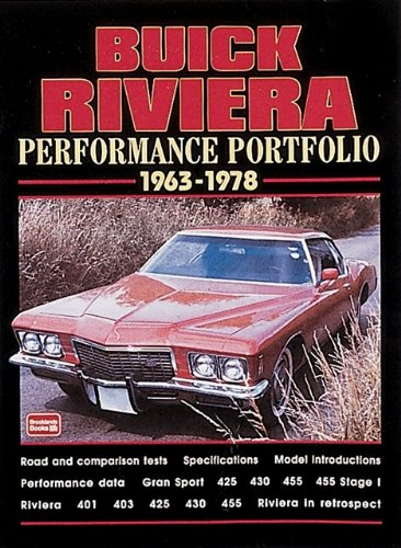 buick-riviera-1963-78-performance-portfolio-a-collection-of-articles-including-road-tests-driving-im