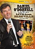 Daniel ODonnell: Live From Nashville Volume One