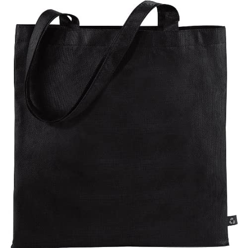 3 PACK CENTRIX NEW RECYCLED TOTE SHOPPER BAG - 10 COLOURS