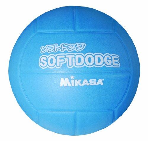 Mikasa ソフトドッジ ball blue LD-B