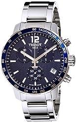 Tissot Quickster Men's Watch - Blue