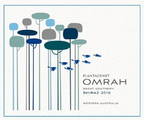 2010 Plantagenet Omrah Shiraz, Great Southern 750 Ml