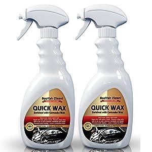 spray wax 24 fl oz best car wax spray for paint windows headlights. Black Bedroom Furniture Sets. Home Design Ideas