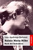 img - for Rainer Maria Rilke (German Edition) book / textbook / text book