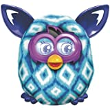 Furby Boom Blue Diamonds Plush Toy
