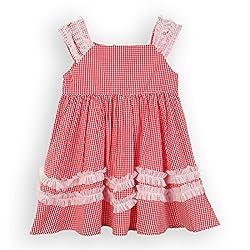 Mesh Frill Dress(8903822301473)