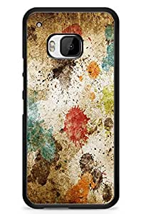 GeekCases Color Wash Back Case for HTC One M9