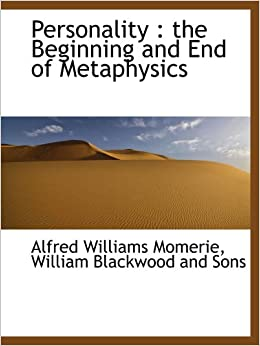 "the beginning of metaphysics The first major work in the history of philosophy to bear the title ""metaphysics"" was the treatise by aristotle that we have come to know by that name."