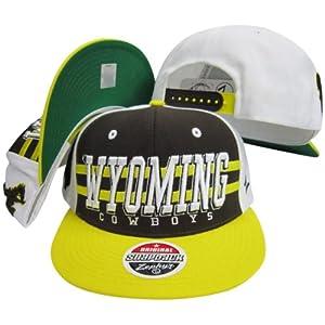Wyoming Cowboys Snapback Hat