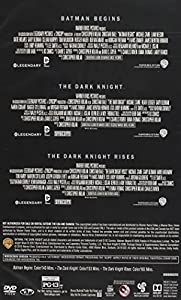 The Dark Knight Trilogy Special Edition (DVD) at Gotham City Store