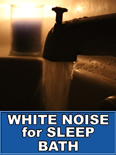 Bath White Noise for Sleep 10 Hours ASMR