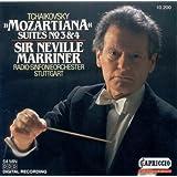 """Tchaikovsky: """"Mozartiana"""" Suites 3 & 4"""