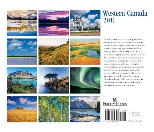 Western Canada 2011 Calendar