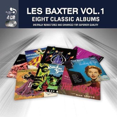 BAXTER, Les Eight Classic Albums...plus (4-CD)