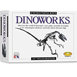 Eyewitness Kit: Dinoworks Velociraptor