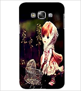 PrintDhaba Cute Doll D-1040 Back Case Cover for SAMSUNG GALAXY GRAND MAX (Multi-Coloured)