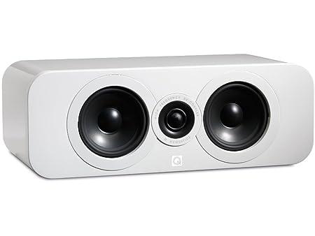 Q Acoustics 5036694039649 Enceinte pour MP3 & Ipod Blanc