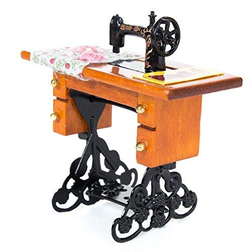E ting carino mini macchina per cucire dell 39 annata mobili for Macchina per cucire per bambini