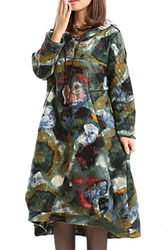 Vogstyle-Femme-New-Hoodie-Print-Robe