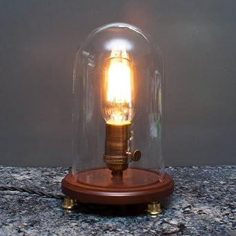 Antique Edison Bulb Desk And Table Lamp Vintage Home Decor