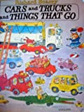 Cars and Trucks and Things That Go (0001381415) by Scarry, Richard