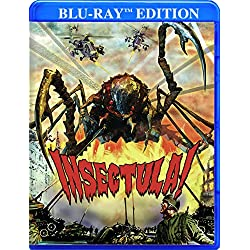 Insectula! [Blu-ray]
