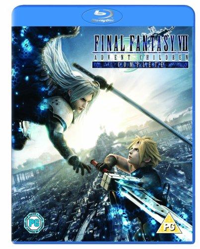 Final Fantasy VII: Advent Children [Blu-ray] [2009][Region Free]