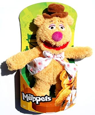 """The Muppets 8"""" Fozzie Bear Plush Doll Exclusive"""