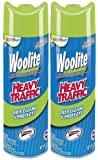Woolite Heavy Traffic Carpet Cleaning Foam with Scotchgard, 22 oz-2 pk