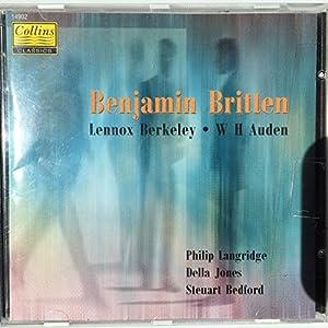 Berkeley/Britten: Settings of WH Auden poems