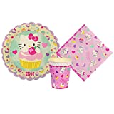 Small Meri Meri Hello Kitty Party Kit
