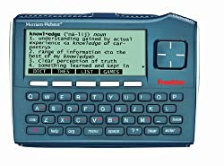 Franklin Merriam-Webster's Advanced Dictionary and Thesaurus (MWD-1510) by Franklin