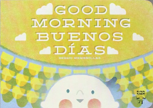Good Morning In Spanish To English : Good morning buenos dias english and spanish edition
