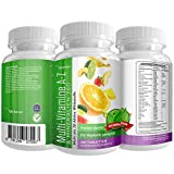 Multivitamin A-Z - 360 Tabletten - 32 Vitamine & Mineralien