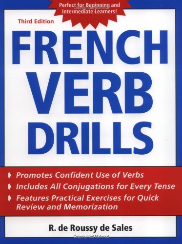 French Verb Drills (Language Verb Drills)